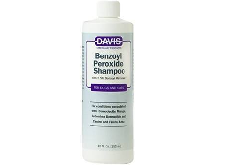 Davis Benzonyl Peroxide Shampoo