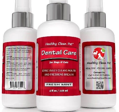 Healthy Clean Pet Dental Care