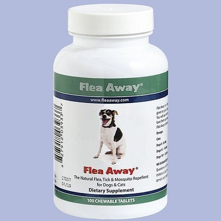 Flea Away Natural Flea Repellent for Dogs