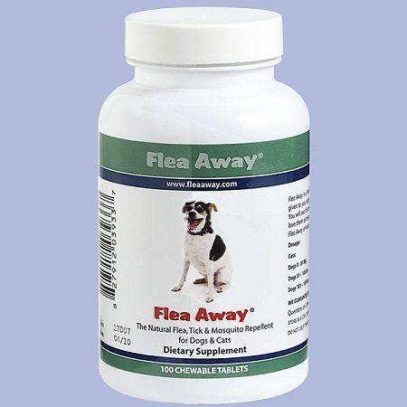 Flea Away Natural Flea Repellent for Dogs