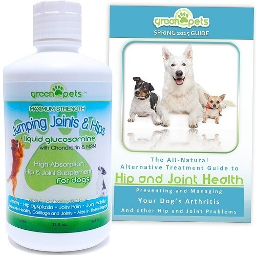 Glucosamine from Green Paw