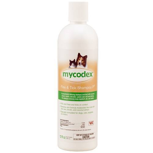 Mycodex Pet Shampoo 1L Bottle